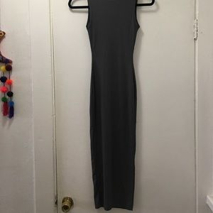 PrettyLittleThing Dresses - Pretty Little Things ribbed midi dress NWT size 2